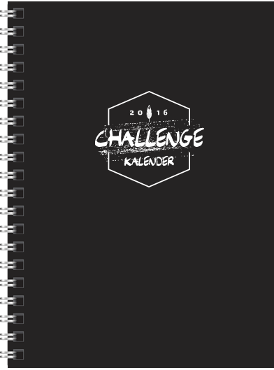 Challenge Kalender Produktbild